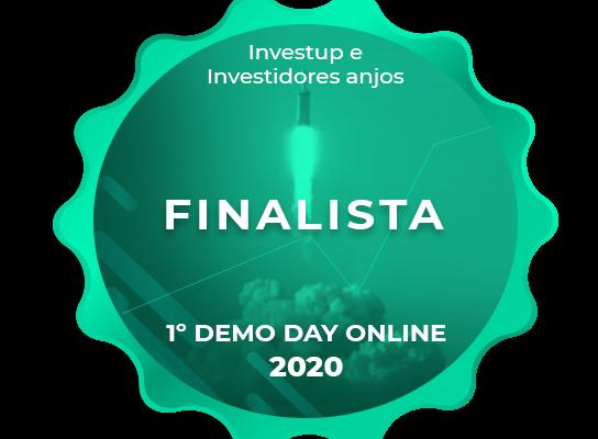 PandaPay 2º lugar demoday Investup e Investidores anjos
